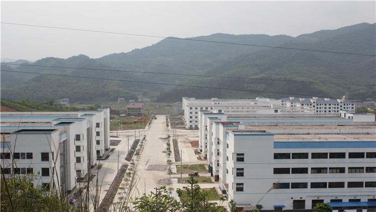 安化经开区梅城工业园